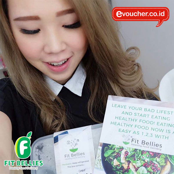 Fit Bellies Healthy Catering, Paket Fat Loss dan Diet Mayo(No Salt)