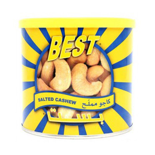Best Salted Cashew Nuts 110 Gr (can)