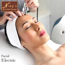 Voucher Facial Electric, Di Ning's Spa Stone Therapy, Cibubur Junction