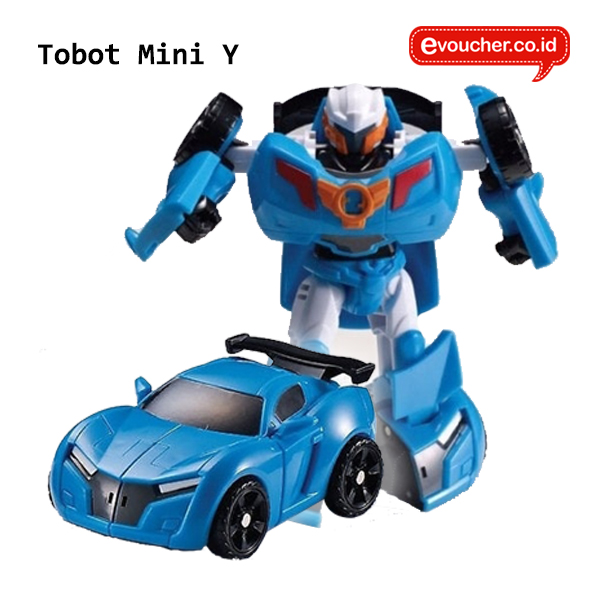 TOBOT MINI Y ORIGINAL - ROBOT to Car