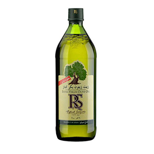 Rafael Salgado Extra Virgin Olive Oil Oval Bottle 1 ltr