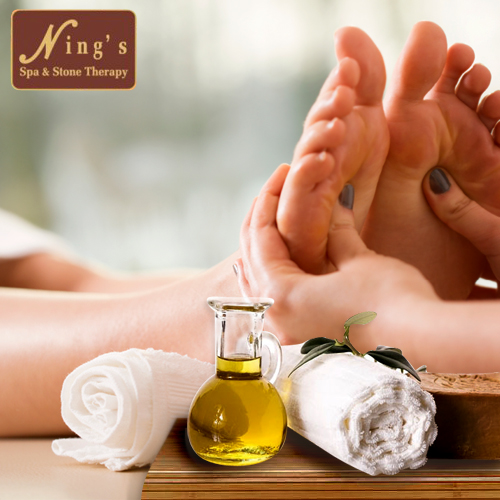 Voucher Hand and Foot Massage with aromatherapy di Nings Spa