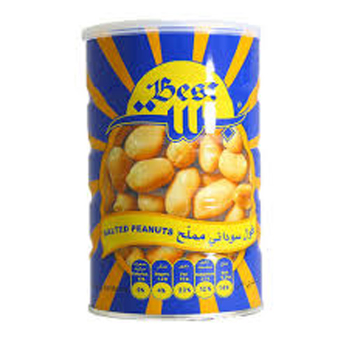 Best Salted Peanut 110 Gr (can)