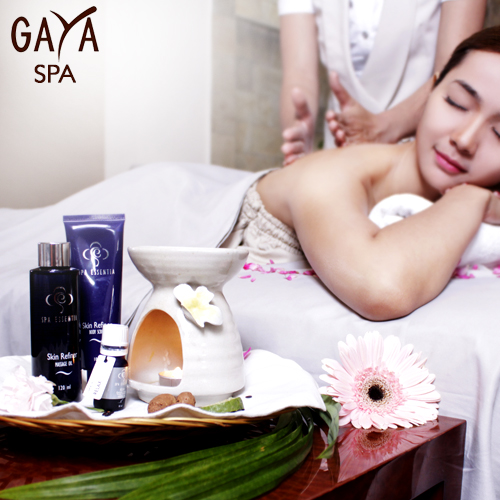 Only IDR 249k !! Smooth Milk Massage Package by GAYA SPA, it's All in One !