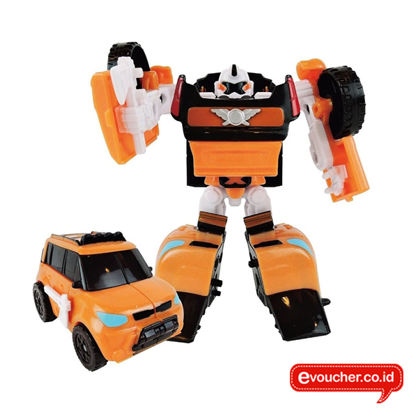 TOBOT MINI ADVENTURE X - TRANSFORMER ROBOT