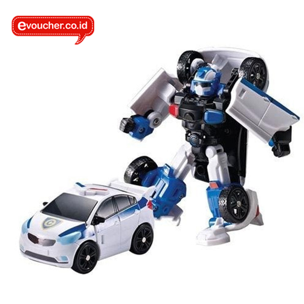 TOBOT MINI C ORIGINAL - TRANSFORMING ROBOT