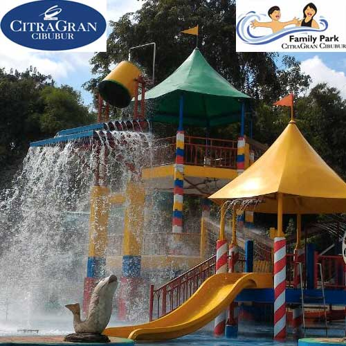 Voucher Pool Sports club di Family Park Citra Gran Cibubur