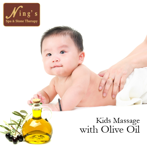 Voucher Kids Massage di Nings Spa Stone Therapy Cibubur Junction Mall