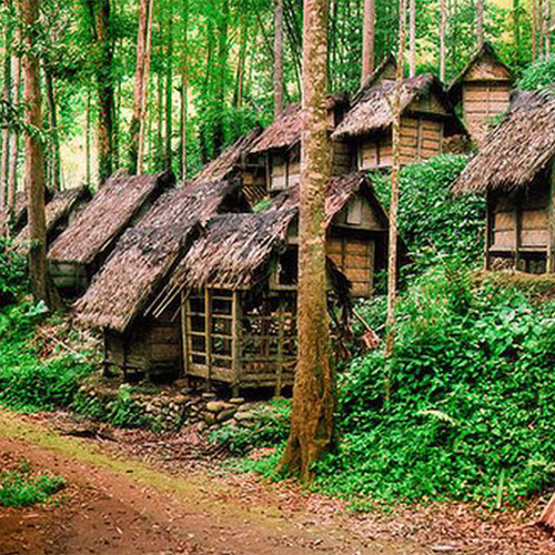 2Days 1Night Explore Baduy with Transfers & Tour Guide for Rp 250.000 / Person