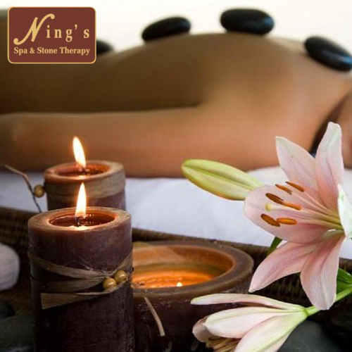 Voucher Body Treatment with aromatherapy and hot stone massage di Nings spa